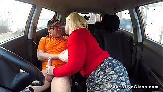 Monster heart of hearts mature blowjob with reference to car