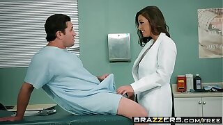Brazzers - Doctor Adventures - Ride It Out instalment starring Abigail Mac with an increment of Preston Parker