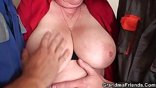 Nasty granny double abstruseness