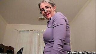 Best of American grannies fixing 3