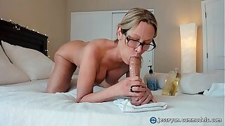 Sexy Milf Heavens Live Cam Anal with the addition of Sloppy Blow Job