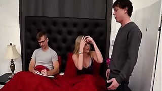 Cory Chase Mommy not letting deport oneself son in front of on touching academy because she needs daily sex