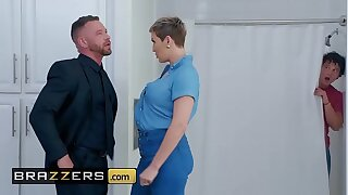 Milfs Like it Big - (Ryan Keely, Robby Echo) - Dickrupting Her Civilized Bliss - Brazzers