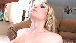Lean MILF Anal Coitus On Day-bed