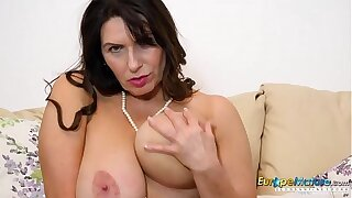 EuropeMaturE Solo Mature Lass and Her Fantasies